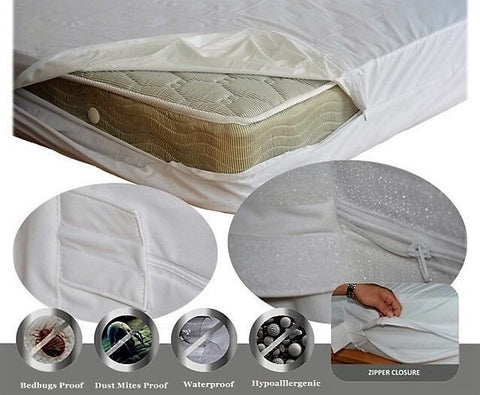 [Premium Quality Bed Pillows & Mattress Pads Online] - Healthy Covers