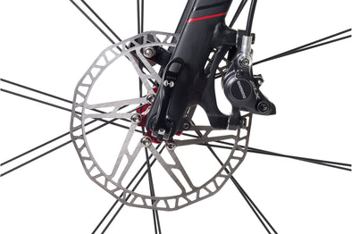 Disc brakes - are they actually better?