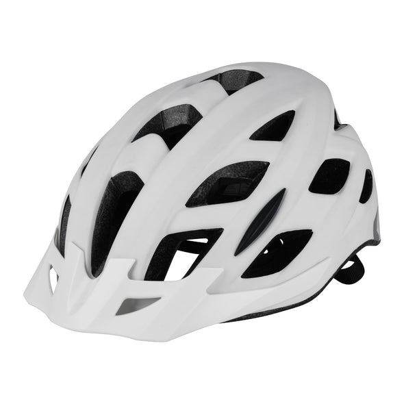 Oxford Metro V helmet (Built in Light) -  white