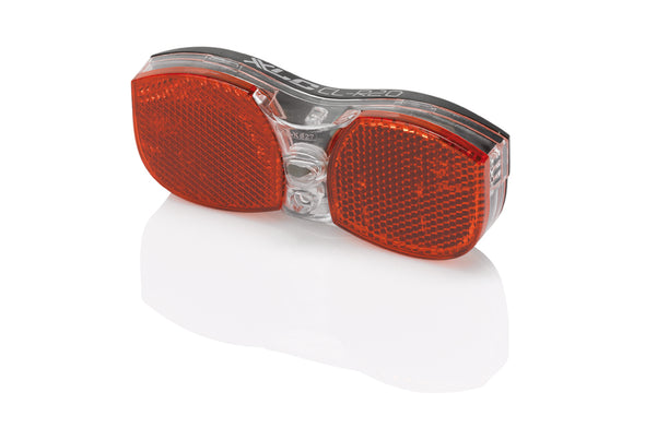 XLC battery rear light for carrier