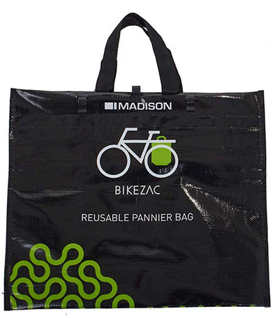 shopping reusable pannier bag foldable