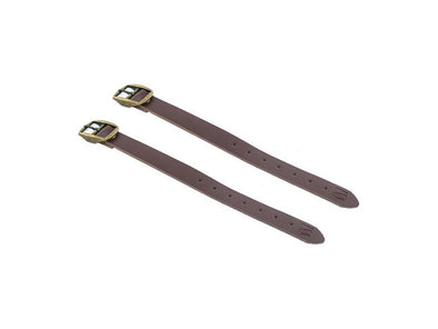 M parts leather bicycle straps