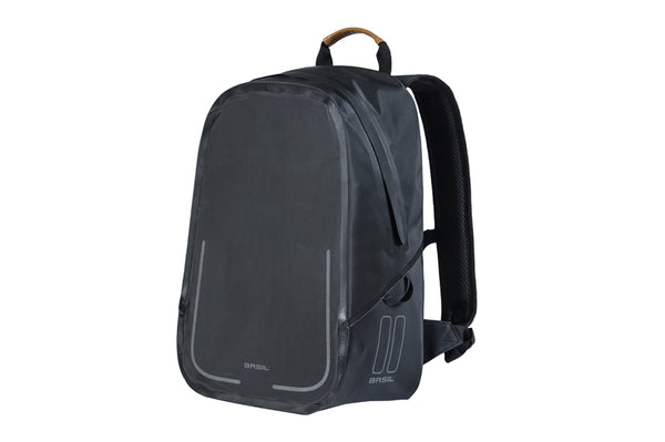 Basil Urban Dry Backpack Matt Black