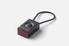 Bookman Block USB Light - rear black