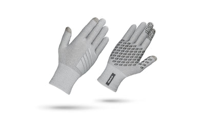 Grip Grab Merino cycling gloves - Grey