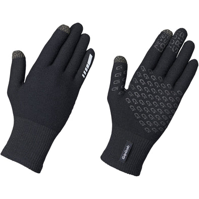 Grip Grab Merino cycling gloves - Black