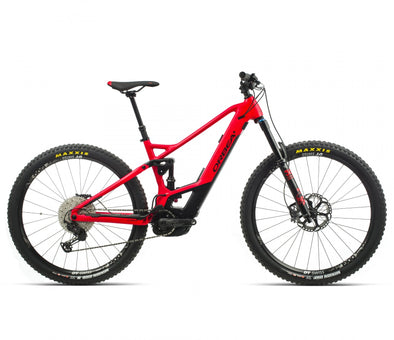 Orbea Wild FS electric bikes ireland electric mountain bike electric full suspension bike