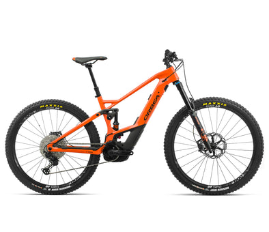 ORBEA Wild FS M10 electric mountain bike