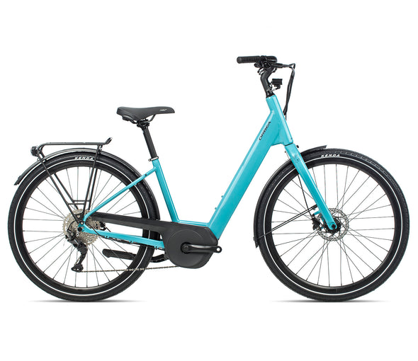 Orbea Optima e40 electric hybrid bike