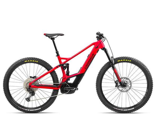 ORBEA Wild FS H30 electric mountain bike