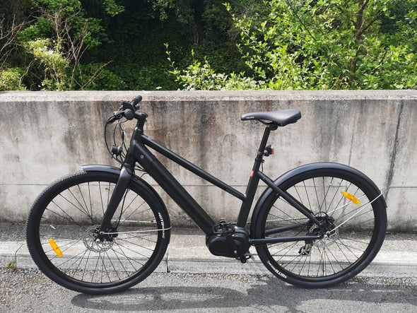 Kuma M1 Stepthrough electric bike