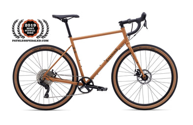 Marin Nicasio + Endurance long distance commuter / adventure bike