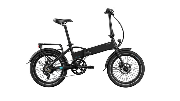 folding 20 inch bike train compatible commuter electric bike affordable brompton
