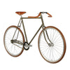 Dutch bike classic racer handmade lugged steel classic retro handmade