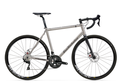 Van Nicholas Amazon Cross titanium bike