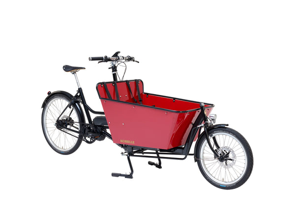 Achielle electric cargo bike