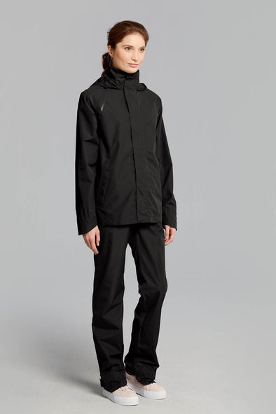 Basil Hoga rainsuit  - black