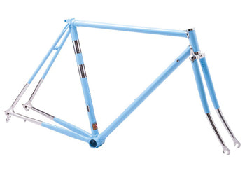 Columbus light steel frame + fork