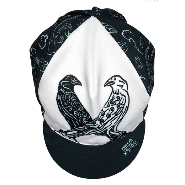 Vera Cycling Cap - Ride or die