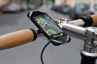 Finn The universal smartphone mount for every bike. Made in Austria.