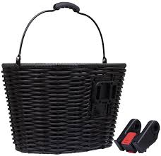 M-Part Stockbridge woven plastic basket