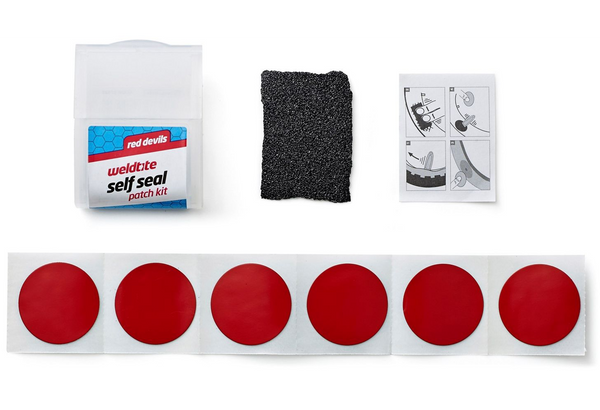 Weldtite Self Sealing Patches