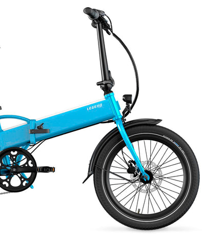 Legend Monza folding electric bike 20 inch