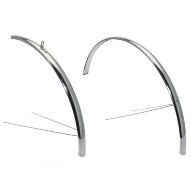 Moon steel mudguards