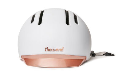 Thousand Chapter MIPS helmet - white