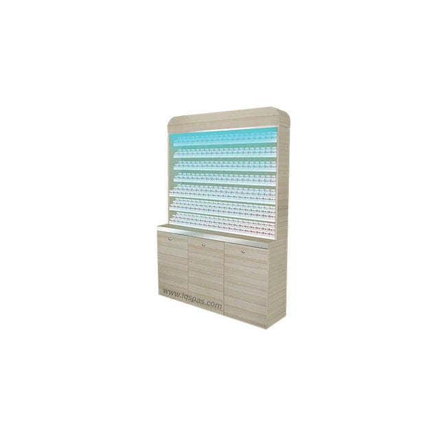 "I Powder Rack With Powder Cabinet - 48"" (517)"