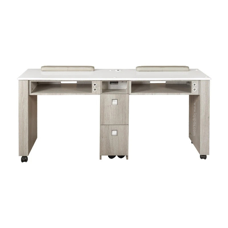 XO Double Nail Table 63""