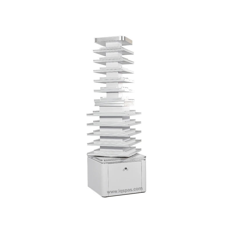 V-Powder Rack Stand