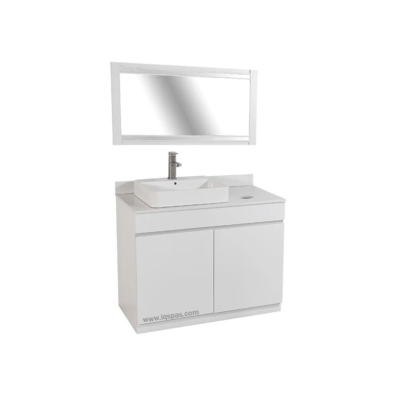 V-Single Sink (W/Faucet)