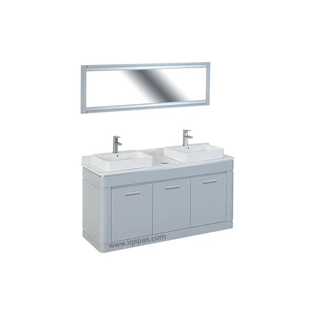 V2 Double Sink (W/Faucets)