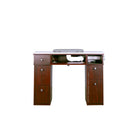 Q Nail Table With Pipe - 39 3/4