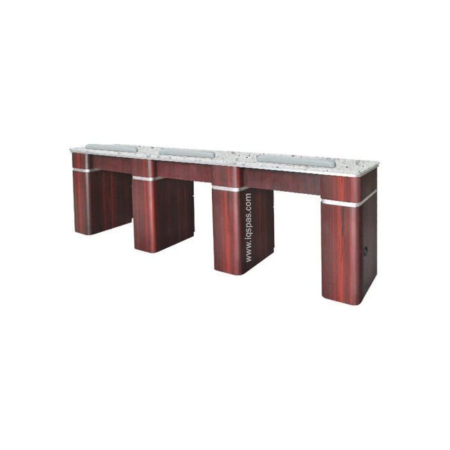 Q Triple Nail Table - 103 1/2""