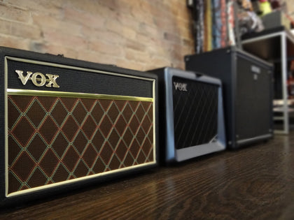 Guitar/Bass Amplifiers
