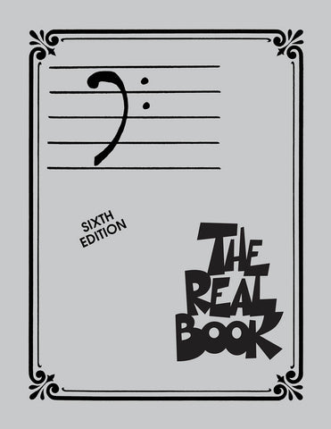 The Real Bass Book Volume 1, Sixth Edition