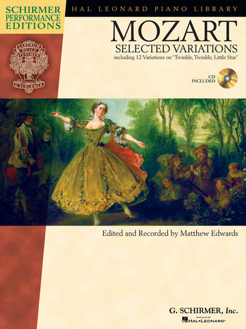 Selected Variations - Mozart
