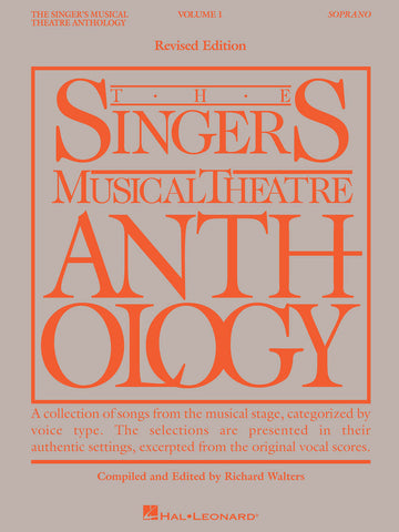The Singer's Musical Theatre Anthology Soprano Volume 1