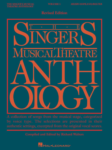 The Singer's Musical Theatre Anthology Mezzo-Soprano/Belter Volume 1