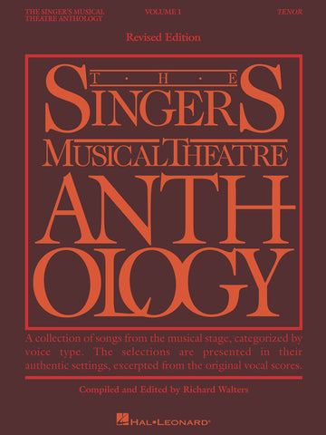 The Singer's Musical Theatre Anthology Tenor Volume 1