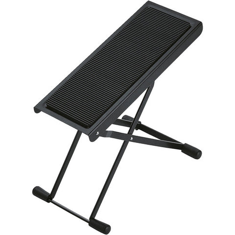 K & M Guitar Footrest Stool