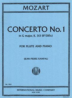 Concerto No. 1 in G Major, K. 313 for Flute and Piano - Mozart