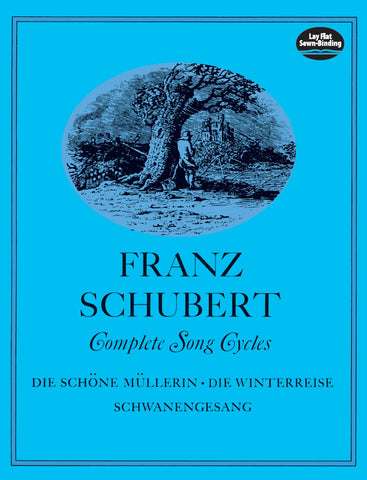 Complete Song Cycles - Schubert
