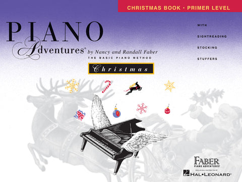 Piano Adventures Christmas Primer Level