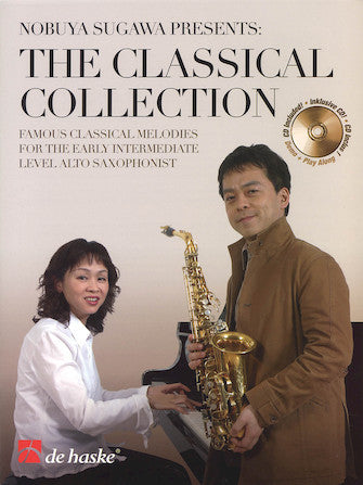 The Classical Collection for the Early Intermediate Alto Saxophone
