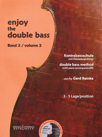 Enjoy the Double Bass, Volume 2
