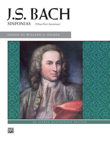 J.S. Bach: Sinfonias (Three-Part Inventions)
