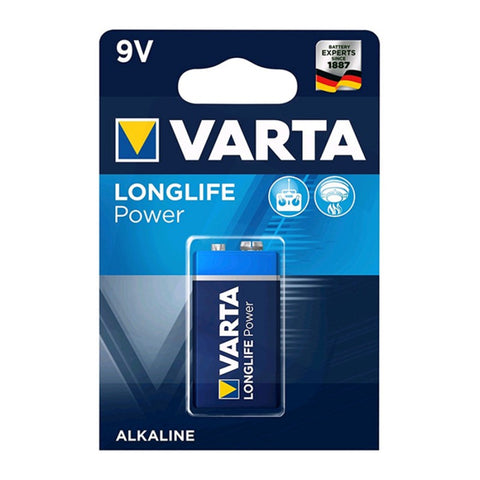 VARTA Longlife 9V Battery